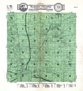 Sycamore Township, DeKalb County 1929